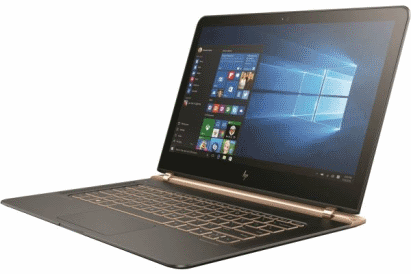 Тонкий ноутбук от HP модель Spectre 13-v001ur