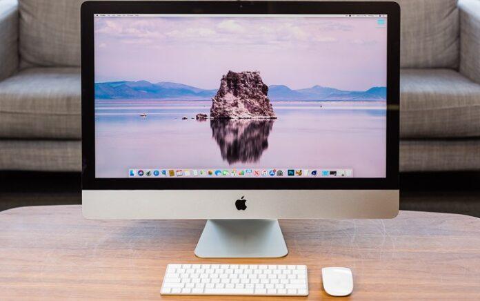 iMac новый дизайн