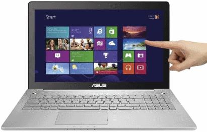 Игровой ноутбук от Asus модели N550JK