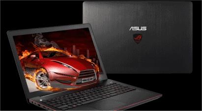 Популярный игровой ноутбук от Asus - N550BK